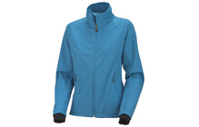 Columbia Women's Hot To Trot Softshell oxide blue